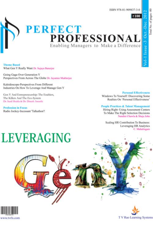 Leveraging Gen Y