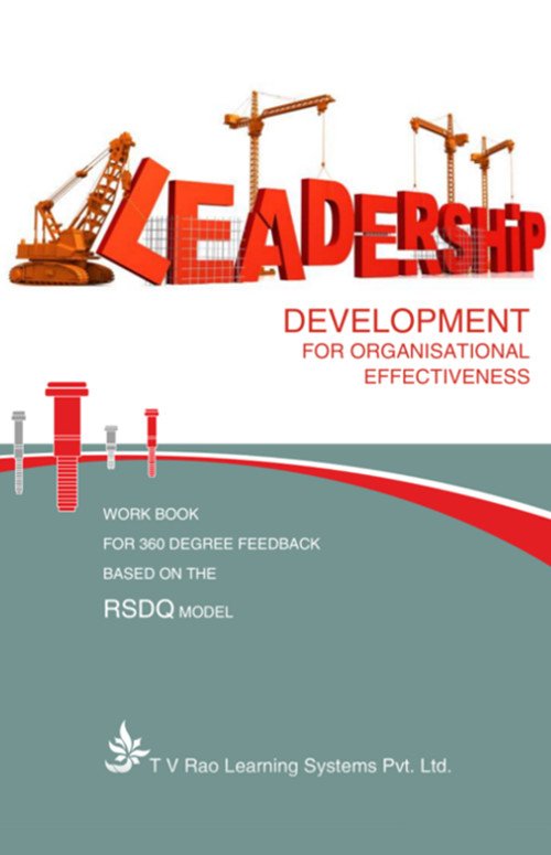 Workbook for RSDQ - Leadership Development